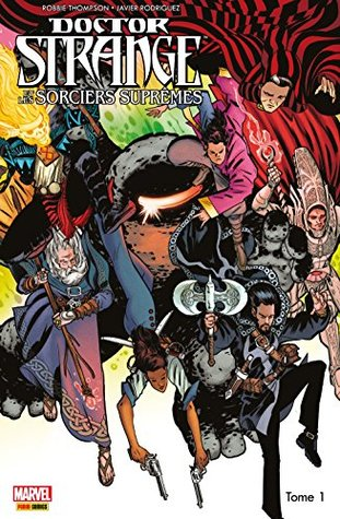 MORE DOCTOR STRANGE AND SORCERERS SUPREME TPB VOL 1 OUT OF TIME REPS 1-5