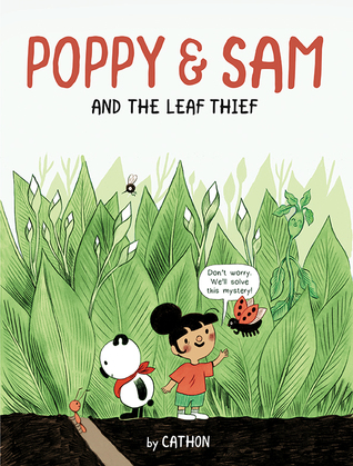 Poppy and Sam and the Leaf Thief (Poppy and Sam, #1)