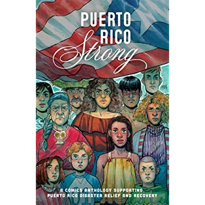 Puerto Rico Strong by Hazel Newlevant