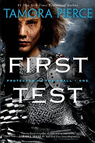 First Test (Protector of the Small, #1)