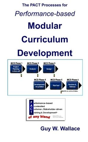 Performance-Based Modular Curriculum Development: A Business-Rational and Rapid Approach to performance-based Instructional Design