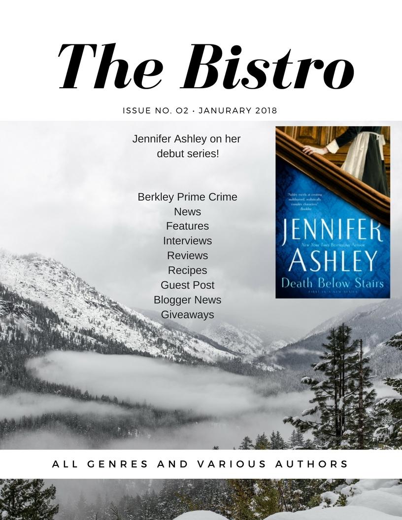 The Bistro Issue 2 Babs Hightower