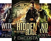 Hidden Blade (Soul Eater, #1) by Pippa DaCosta