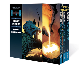 Batman by Scott Snyder & Greg Capullo Box Set 2 by Scott Snyder