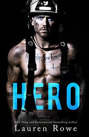 Hero (Morgan Brothers, #3)