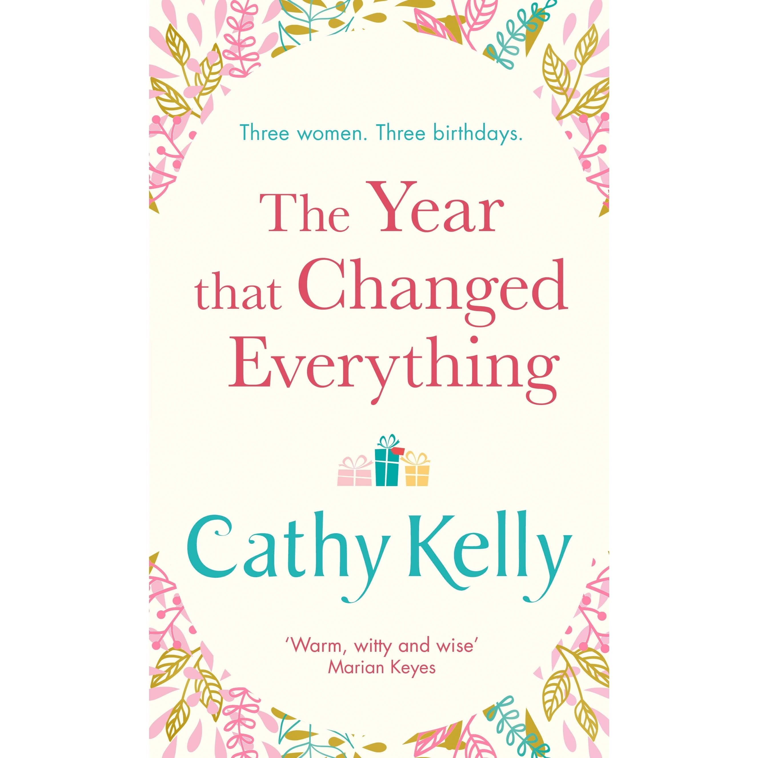 The Year That Changed Everything By Cathy Kelly Overall Set