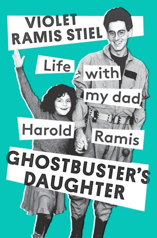 Ghostbuster's Daughter cover