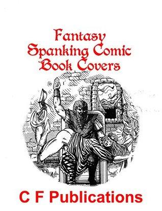 Fantasy Spanking Comic Book Covers