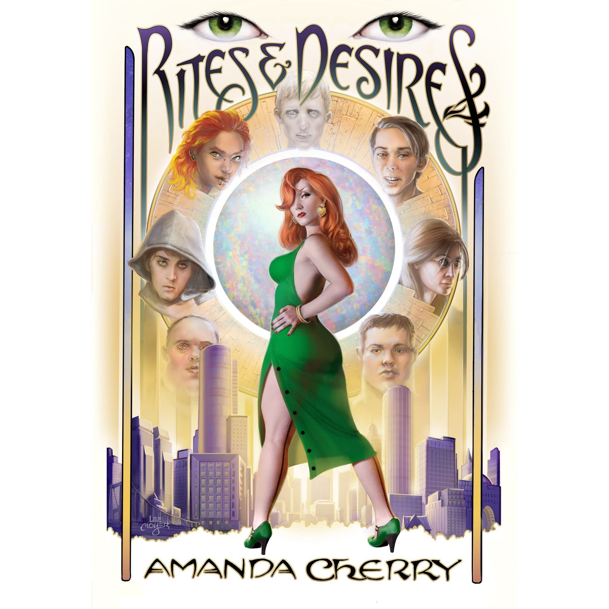 Amanda Cherry: Five Things I Learned Writing Rites & Desires