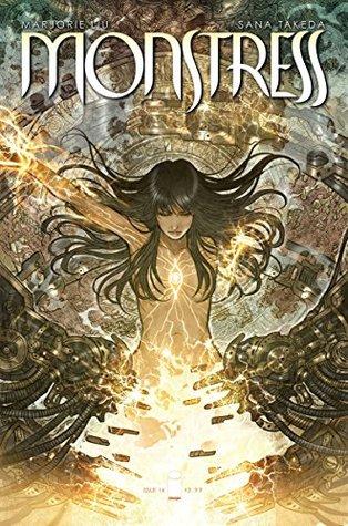 Monstress #14 by Marjorie M. Liu