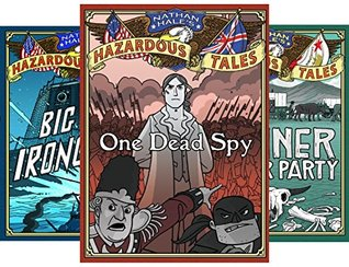 Nathan Hale's Hazardous Tales (4 Book Series) by Nathan Hale
