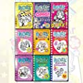Skating Sensation, TV Star, Holiday Heartbreak, Dear Dork, Omg All About me Dairy, Dork Diaries, Party Time, Pop Star, How to be a Dork WBD