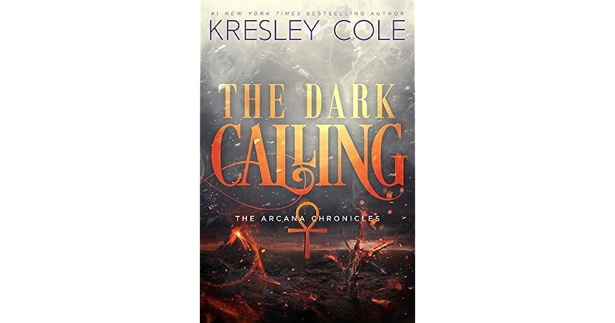 Kresley cole book list goodreads giveaways