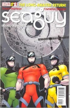 Seaguy - The Slaves of Mickey Eye by Grant Morrison