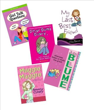 3rd Grade Series Mix (5) : My Last Best Friend; Otherwise Known As Sheilia the Great; Dear Dumb Diary; American Girl Talk Time Questions; Dear Dumb Diary (Book Sets for Kids: Grade 3 - 4)