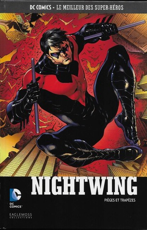 NIGHTWING VOLUME 1 TRAPS AND TRAPEZES GRAPHIC NOVEL 9781401237059