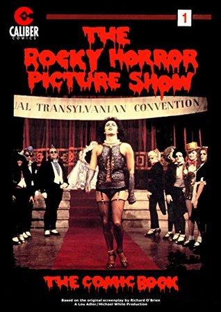 Rocky Horror Picture Show Comic Book #1