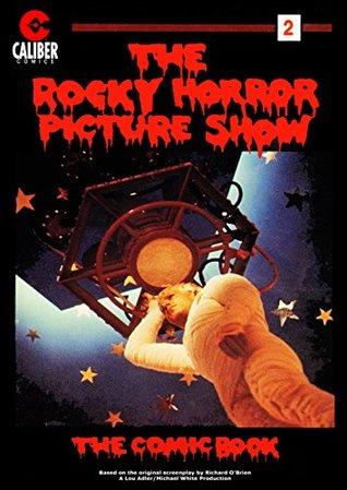 Rocky Horror Picture Show Comic Book #2
