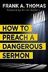 Book cover for How to Preach a Dangerous Sermon
