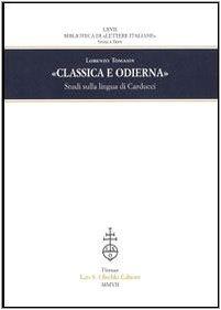 """Classica E Odierna"""