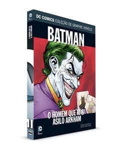 Batman: O Homem que Ri & Asilo Arkham