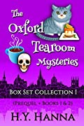 The Oxford Tearoom Mysteries Box Set Collection I