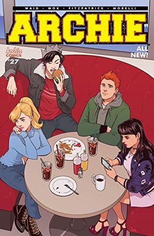 Archie (2015-) #27 by Mark Waid