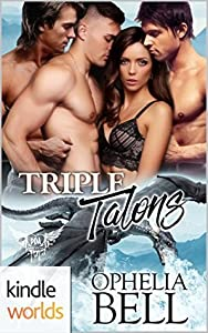 Triple Talons (Paranormal Dating Agency; Aurora Champions, #3)
