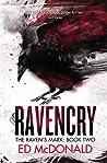 Ravencry (Raven's Mark, #2)