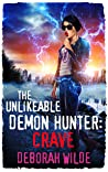 Crave (The Unlikeable Demon Hunter: Nava Katz, #4)
