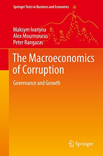 The Macroeconomics of Corruption Governance and Growth