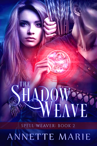 The Shadow Weave (Spell Weaver, #2)