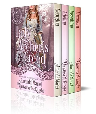 Lady Archer's Creed Series (Books 1-4) by Christina McKnight