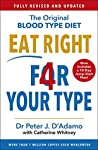 Eat Right 4 Your Type: Fully Revised with 10-day Jump-Start Plan