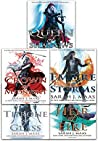 Throne of Glass Series Collection (Throne of Glass, #1-5)