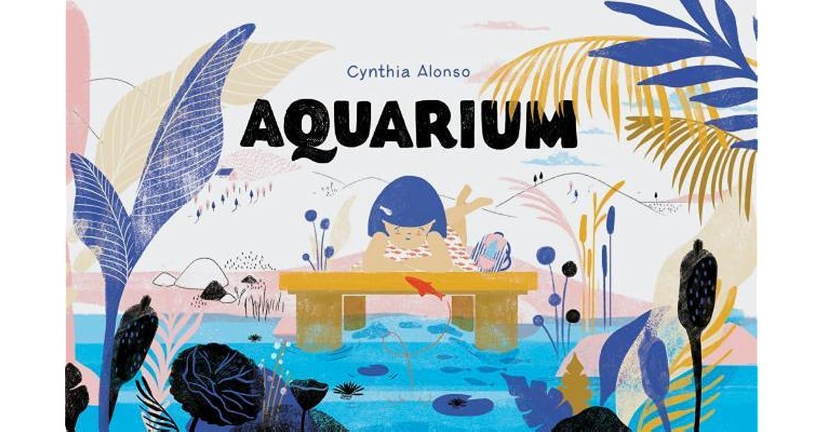 Image result for aquarium cynthia alonso goodreads