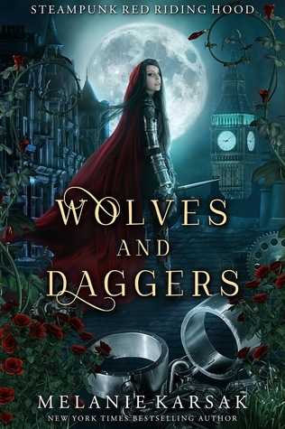 Wolves and Daggers by Melanie Karsak