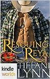 Rescuing Reya (Brotherhood Protectors Kindle Worlds Novella)