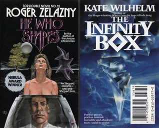 He Who Shapes / The Infinity Box by Roger Zelazny
