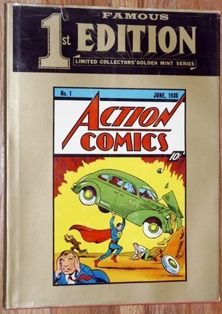 Action Comics Famous 1st Edition