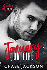 January On Fire: A Firefighter Fake Marriage Romance