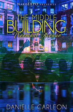 The Middle Building On Treemont Avenue by Danielle Carleon