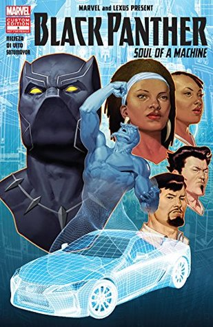 Black Panther: Soul Of A Machine #8