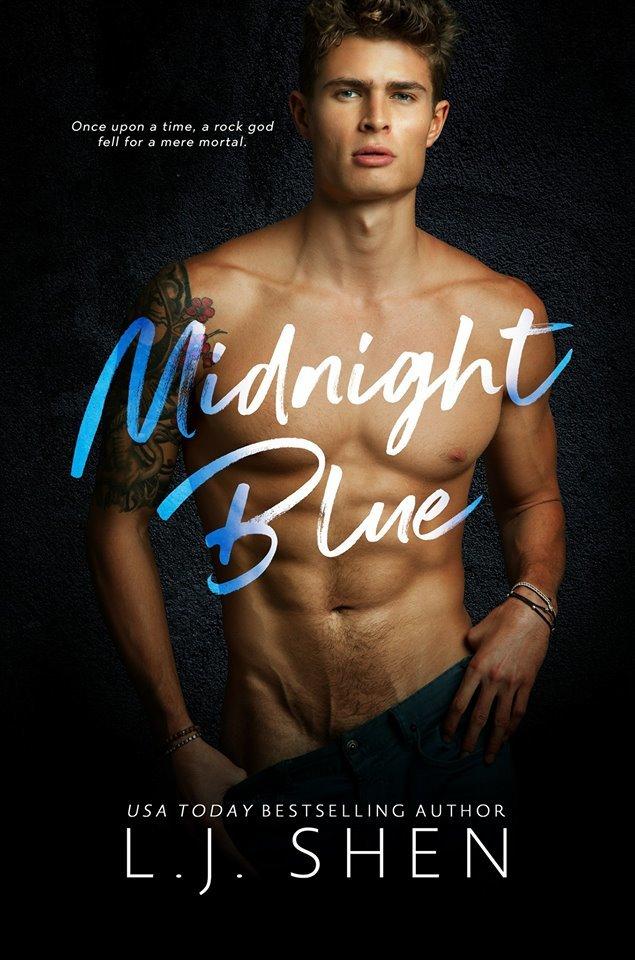 Midnight Blue - L.J. Shen