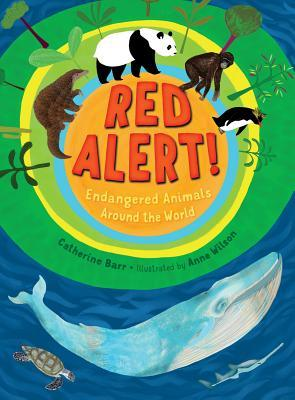 Red Alert! cover art with link to Goodreads page