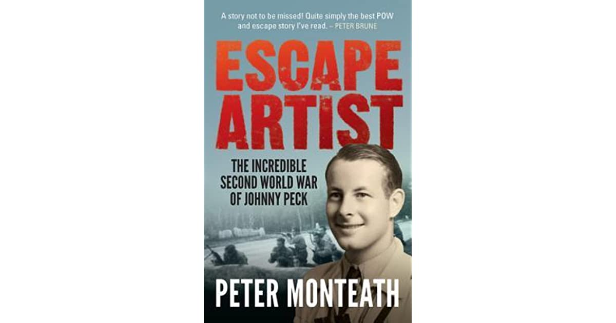 Escape Artist: The Incredible Second World War of Johnny