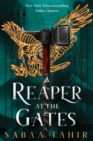 Book cover for A Reaper at the Gates