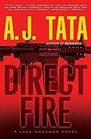 Direct Fire (A Jake Mahegan Thriller, #4 )
