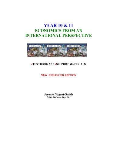 International Economics Tenth Edition
