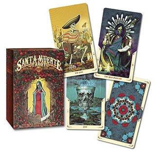 Santa Muerte Tarot: 78 full colour tarot cards and instructions